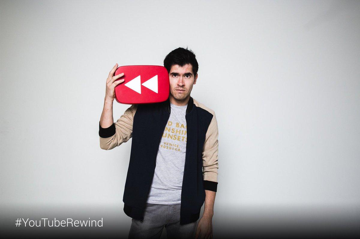 #YoutubeRewind Ya lo vieron?? 🎉 https://...