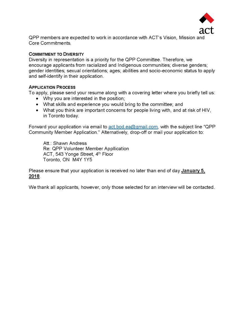 volunteering letter sample