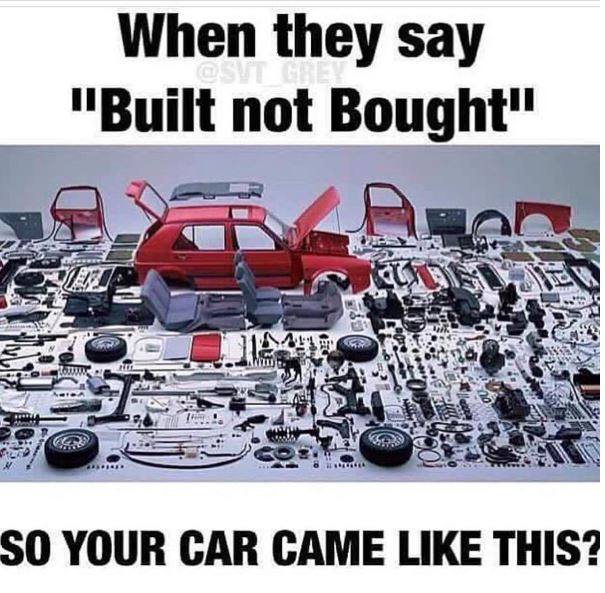 #WednesdayWisdom We all started somewhere. #BuiltNotBought #Hyundai #PetroHead #GearHead  http:// bit.ly/2kpnhiA  &nbsp;  <br>http://pic.twitter.com/ll50TBZ8hQ