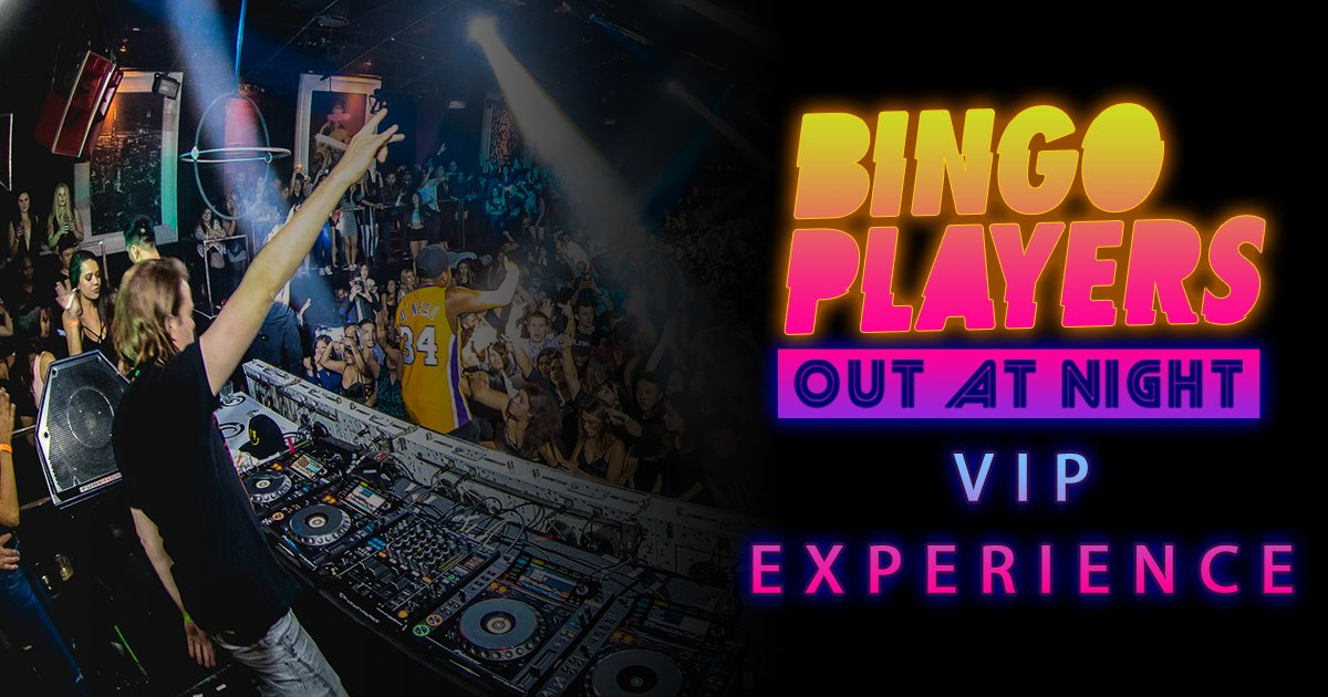 ENTER UP TO WIN! @bingoplayers & Create want to GIVE you a VIP Experience this Saturday Night! Click & Enter for Details! - https://t.co/mL84xovnS5 https://t.co/TXW9znuHrb