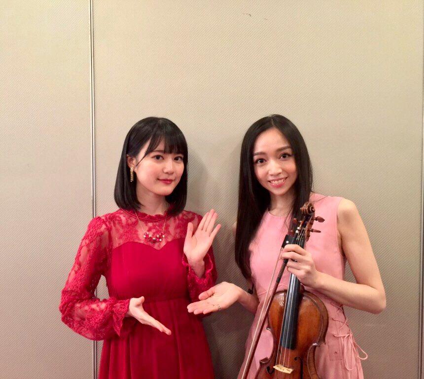 FNS歌謡祭 楽しかったぁ😊✨✨  「もう君以外愛せない」 #KinKiKids さん #生田絵梨花…