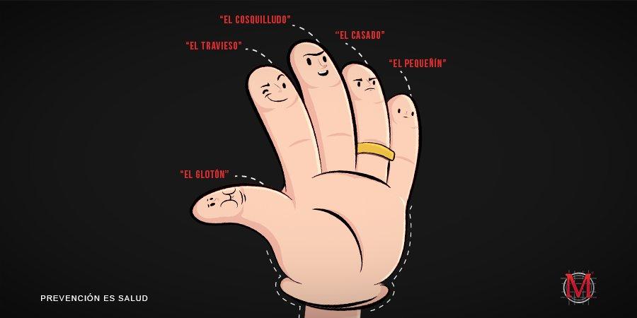 Dinos con cuáles de los 5 dedos harías feliz a tu pareja. 🤚🤔 Después de estimularla llénala de placer con #CondonesM #Multi-O #FelizMiércoles  #EsoMeEmociona #BuenMiercoles https://t.co/4LOAKAqLlA