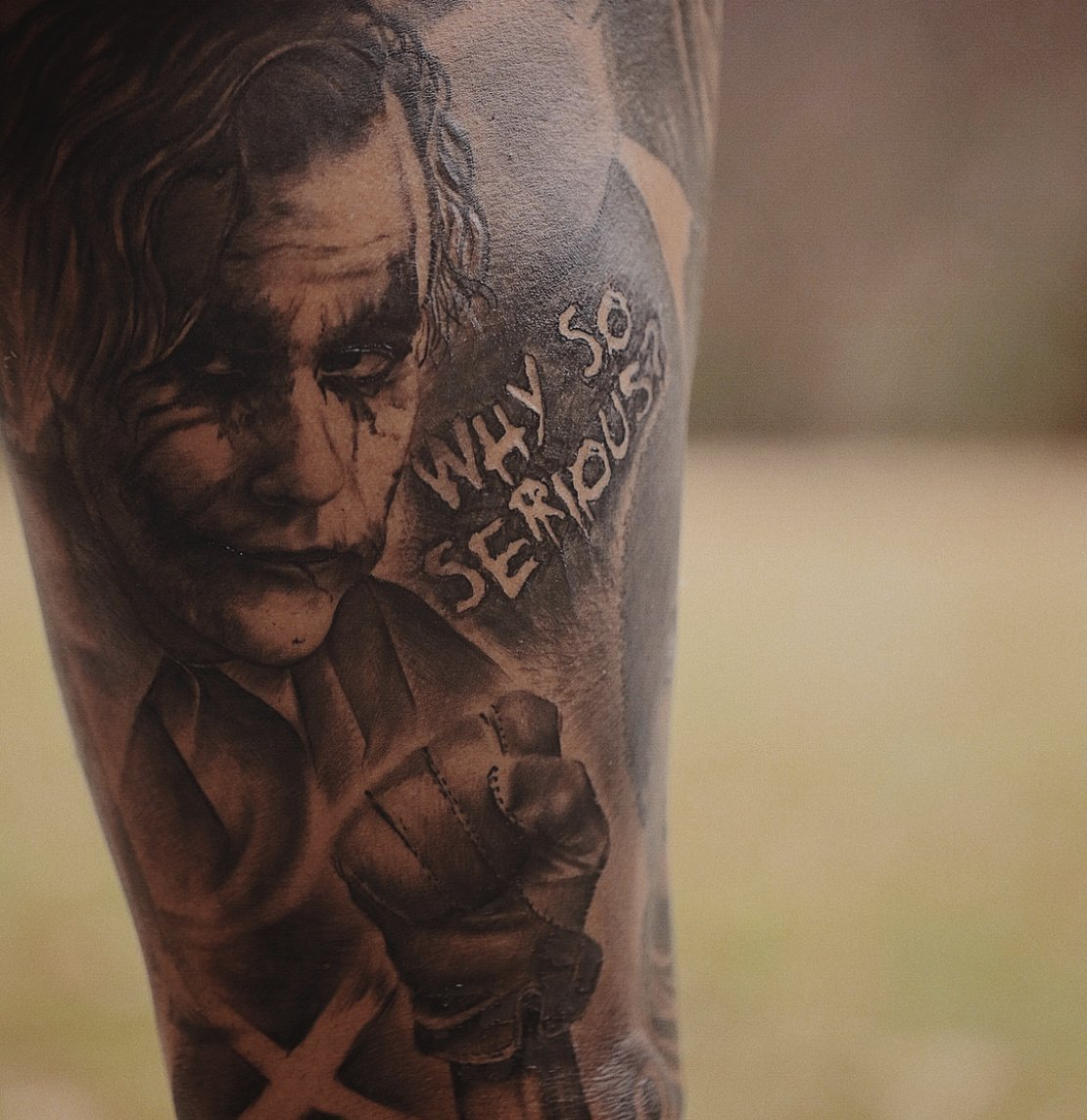Everyone from mlk to obama to the joker obj showed off for Does obama have a tattoo