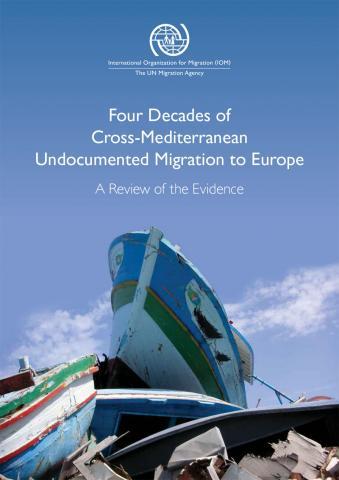 "New @IOM_GMDAC report: Europe's Mediterranean border is ""by far the world's deadliest.""   📄 https://t.co/bsIZm1gmTE"