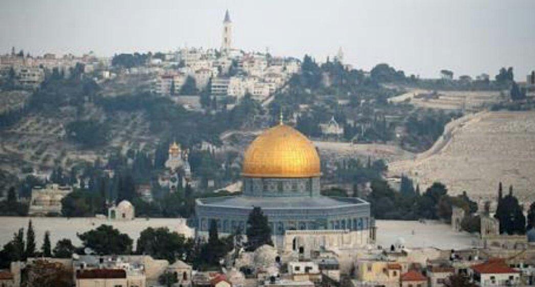 İslâm coğrafyasının kanayan yarası #Kudü...