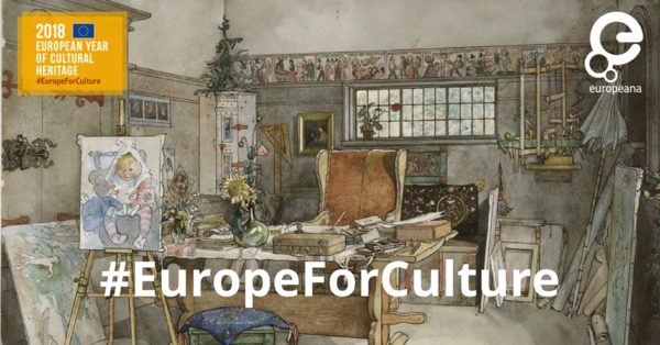 RT @dlopez39: Europeana supports #EuropeForCulture! #SoDoWe  https://t.co/c3fniyZ0x3 https://t.co/ThusXiEedX