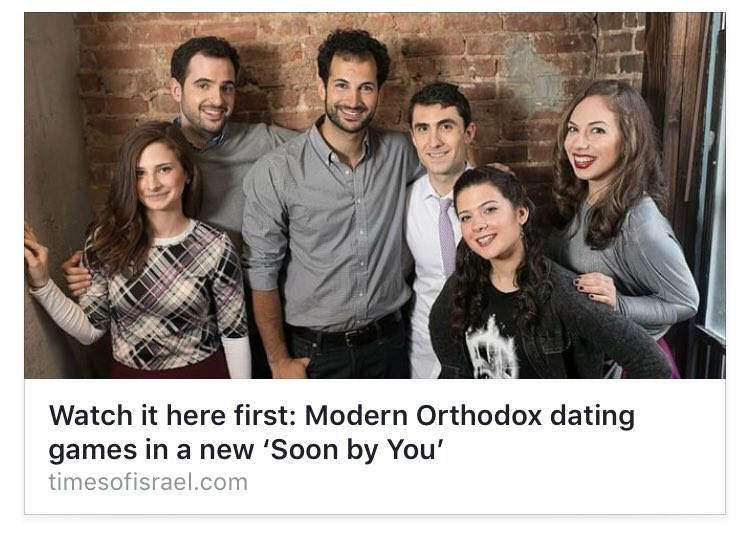 Orthodox dating modern To Be