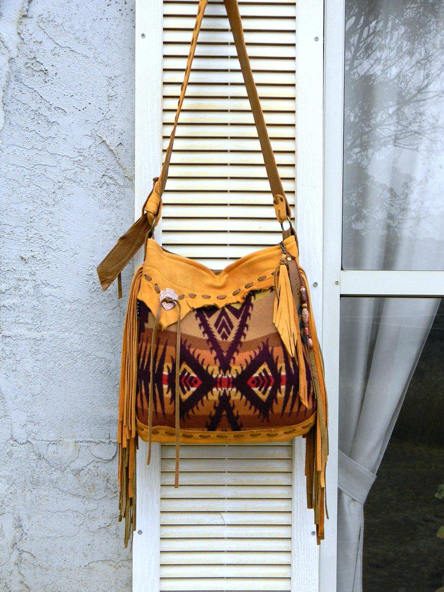 69ce16afb2 My new Pendleton Leather bag  )https   www.etsy .com listing 564032280 southwestern-pendleton-handbag ref shop home active 1 pendletonbag  …
