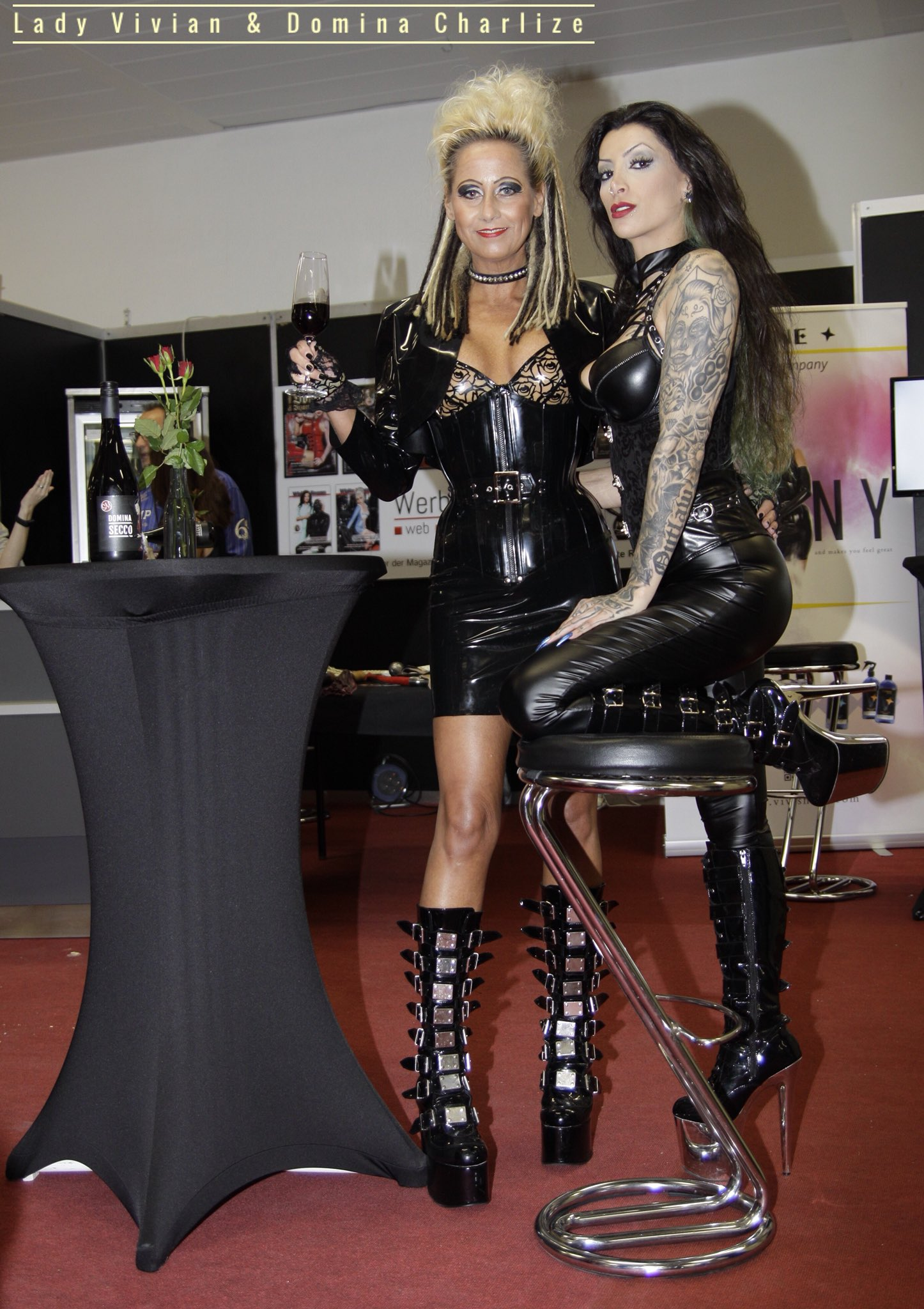 Bdsm messe hamburg