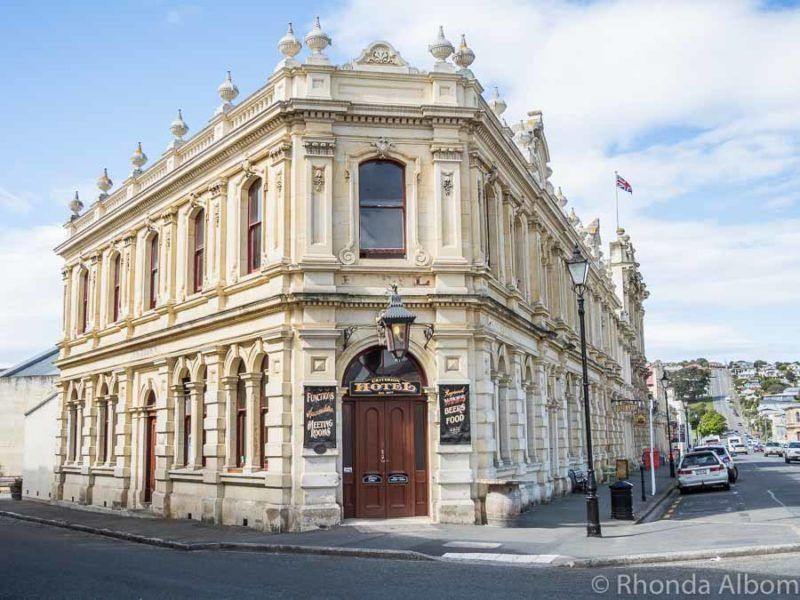 #Architecture Awesome of the Day: Building in #Oamaru, #NewZealand's #Steampunk Capital. Photo: @RhondaAlbom via @jetsetfam #SamaPlaces