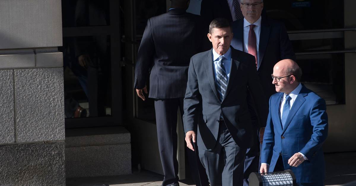 Whistleblower: Flynn told former business partner Russia sanctions would be dumped https://t.co/P2XGs4BSwc https://t.co/9sLc54haJY