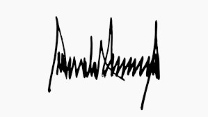 RT @dannywallace: Even Donald's signature looks like the panicked readout from a lie detector. https://t.co/ShnJD03SXb