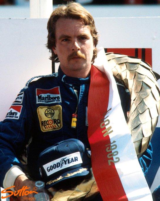 Happy Birthday to 1982 Formula One World Champion Keke Rosberg, Born on this day in 1948