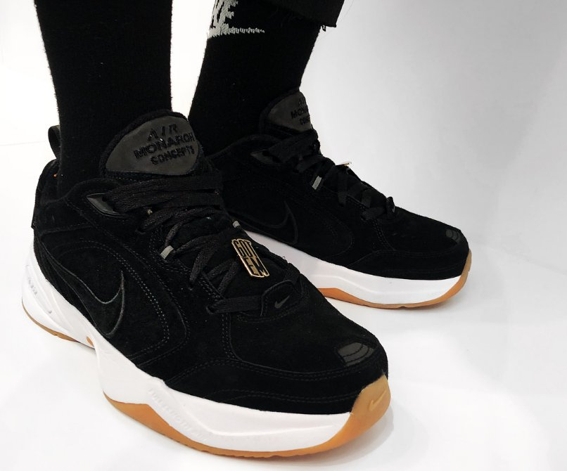 cncpts x nike air monarch collab revealed d3fcb7099