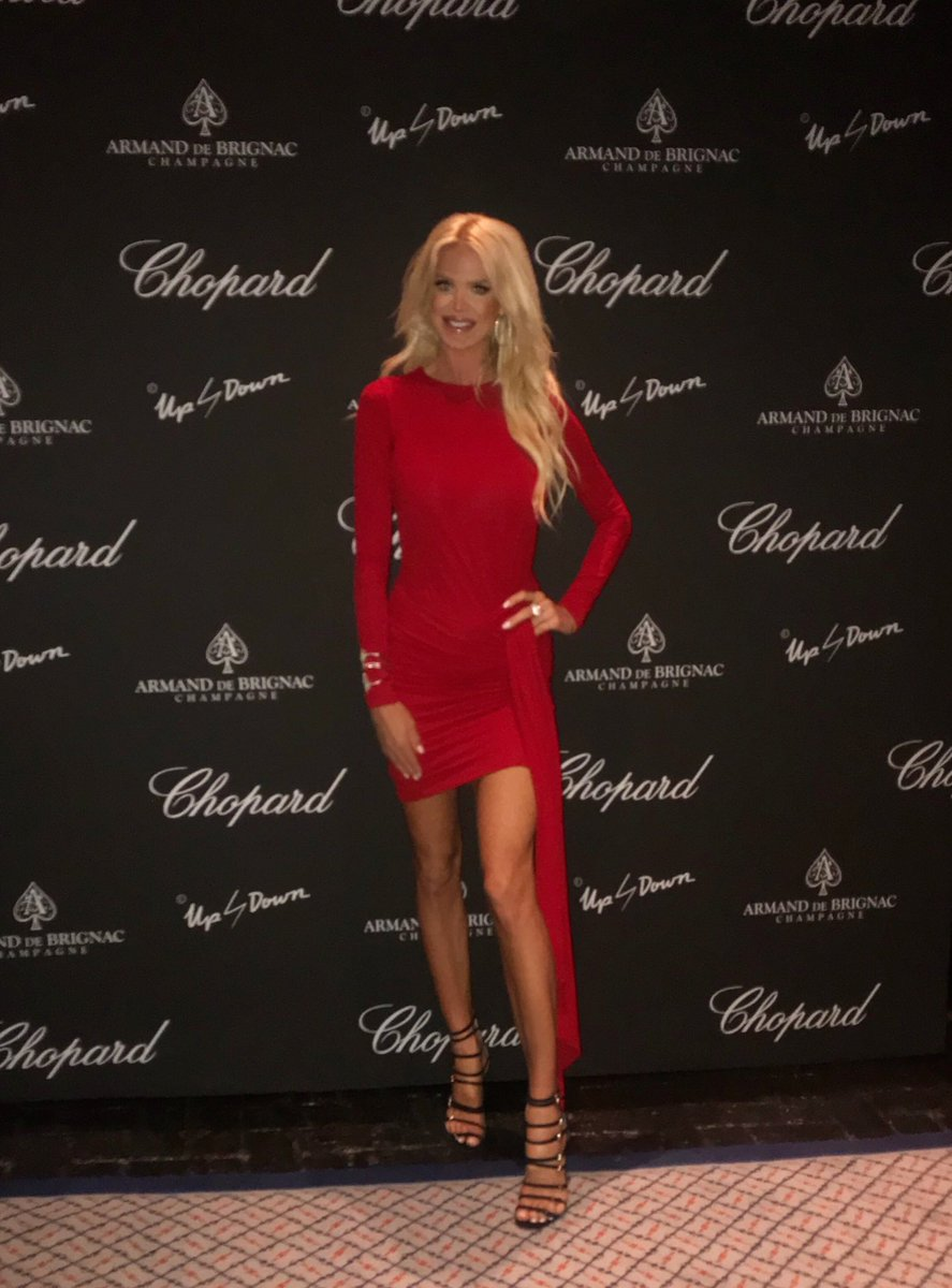 Chopard hosted a very special dinner last night for #ArtBaselMiami #chopard @TheSetai