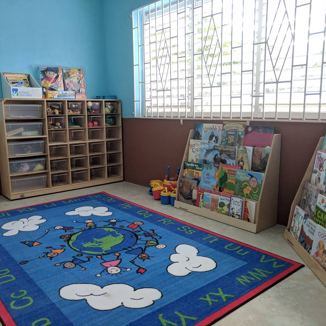 ... We Outfitted West End Infant School With Furniture, Learning Tools,  Storage, And A Playground. Together, We Can Improve Learning Spaces And  Empower All ...