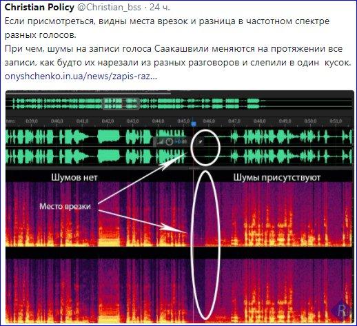 Саакашвілі з'явився в базі розшуку МВС - Цензор.НЕТ 656