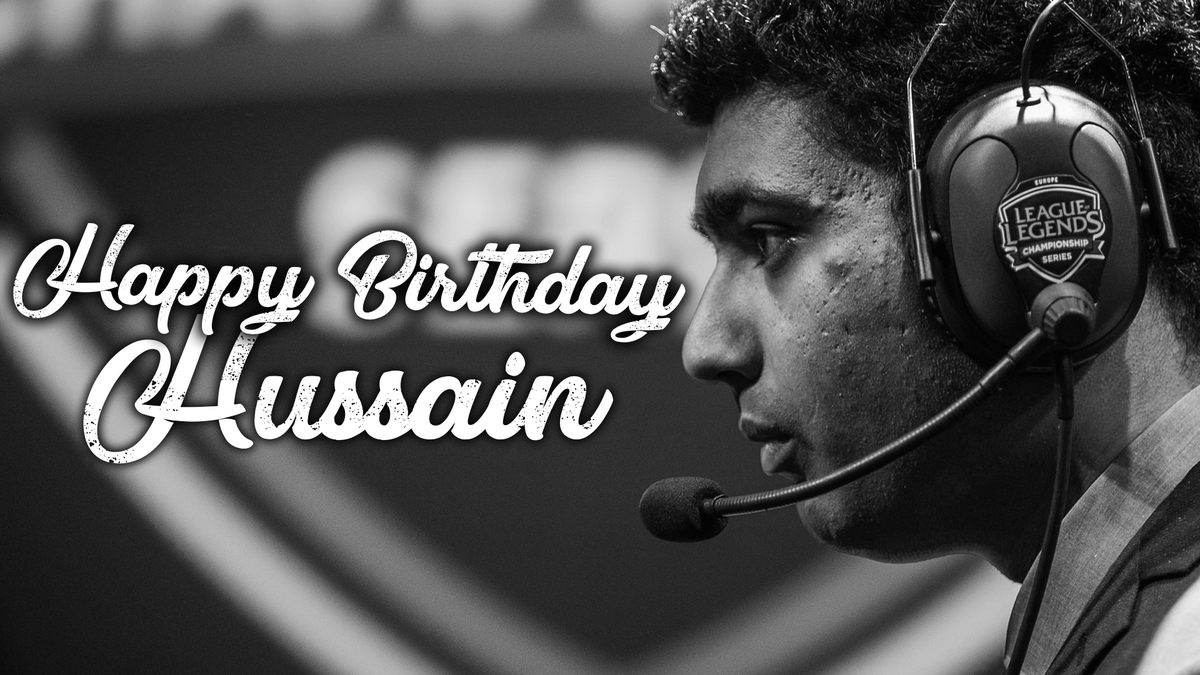 Misfits Gaming On Twitter Happy Birthday To One Of The Best Lol