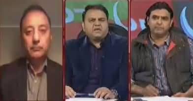 Khabar Kay Peechay  Kay Saath – 6th December 2017 - Fawad Chaudhry thumbnail