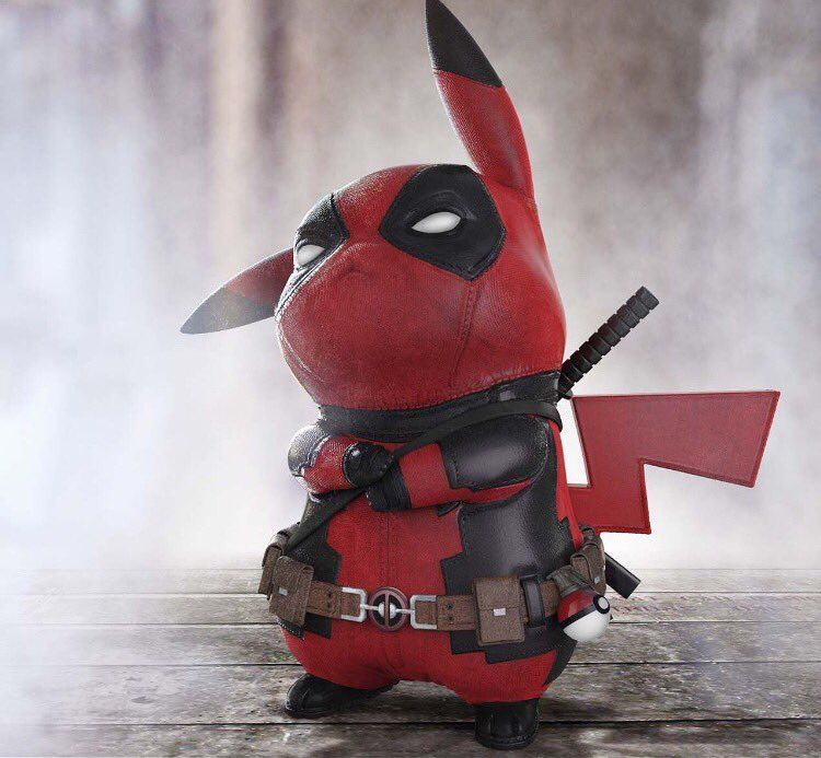 Report: Ryan Reynolds To Voice Detective Pikachu In Live Action Film - https://t.co/08ewW6lgLu