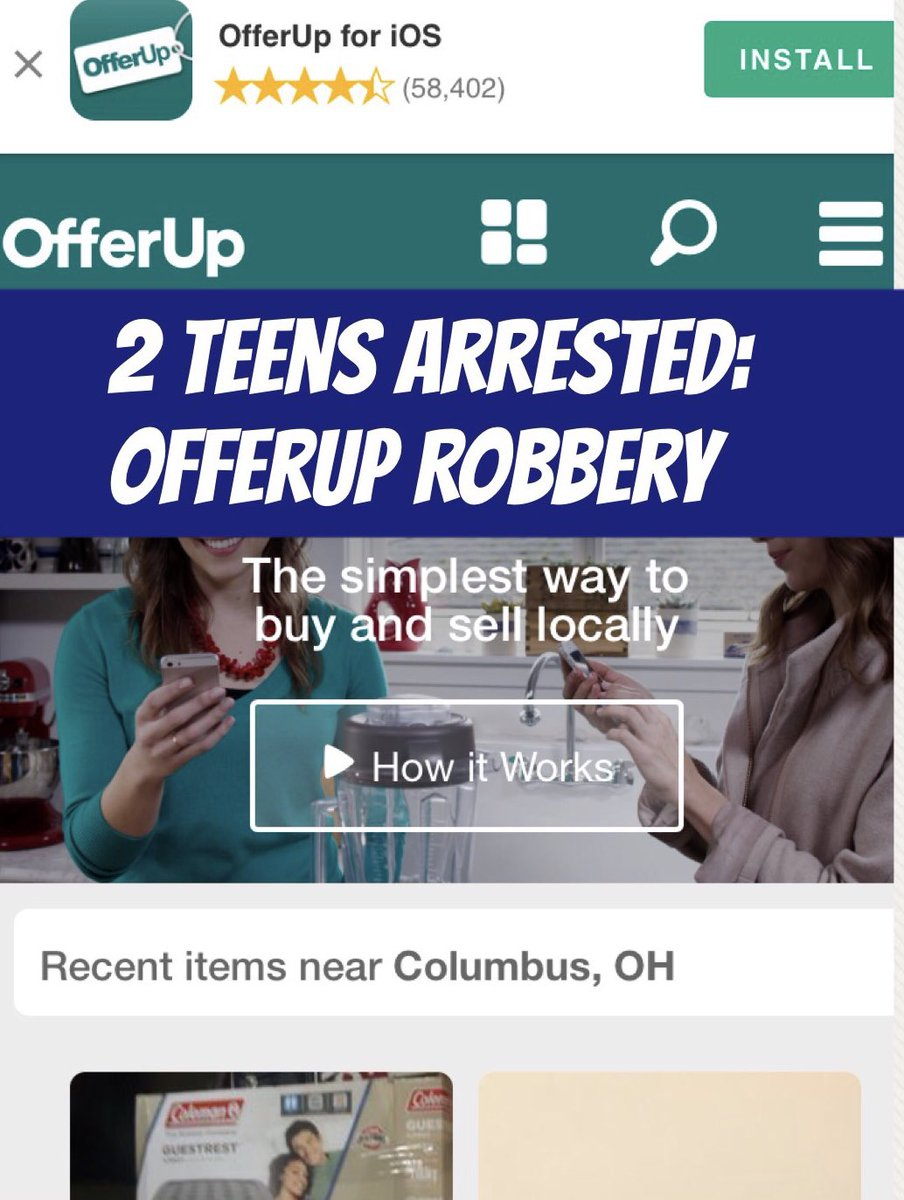 Offerup columbus ohio