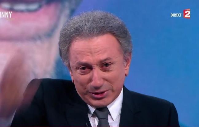 VIDEO. Mort de Johnny: Michel Drucker fond en larmes à la fin de son émission en hommage au chanteur https://t.co/fvglO2jpTV