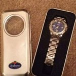 An old Rothmans Aviation Collection watch. In auction 12th December. #wga #auction #worthing #shoreham #brighton #hove #rothmans #watch