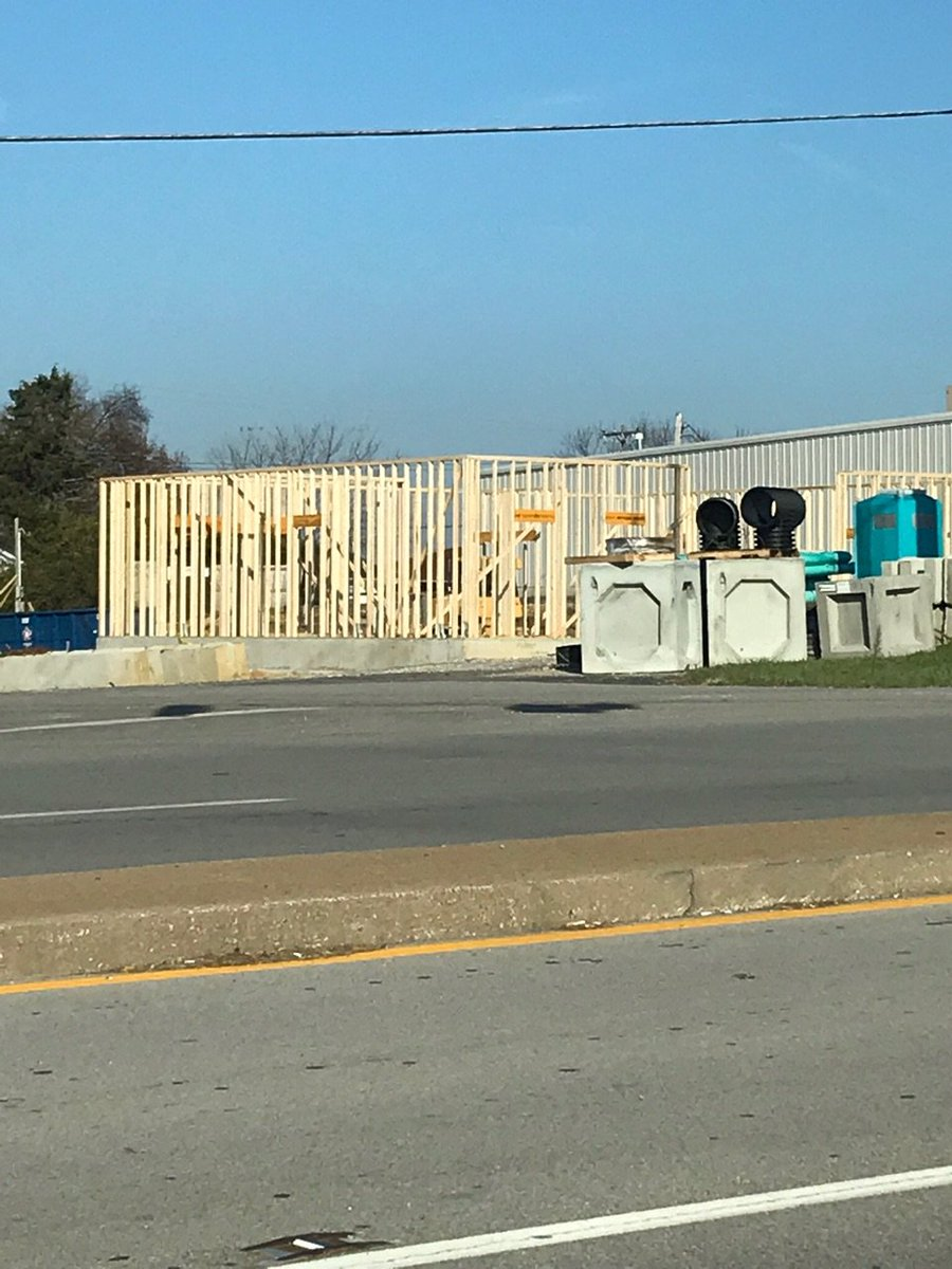 Our Frankfort build is coming along nice...