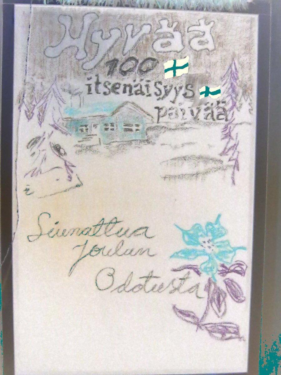 veli kuparinen on twitter congratulations finland100 years