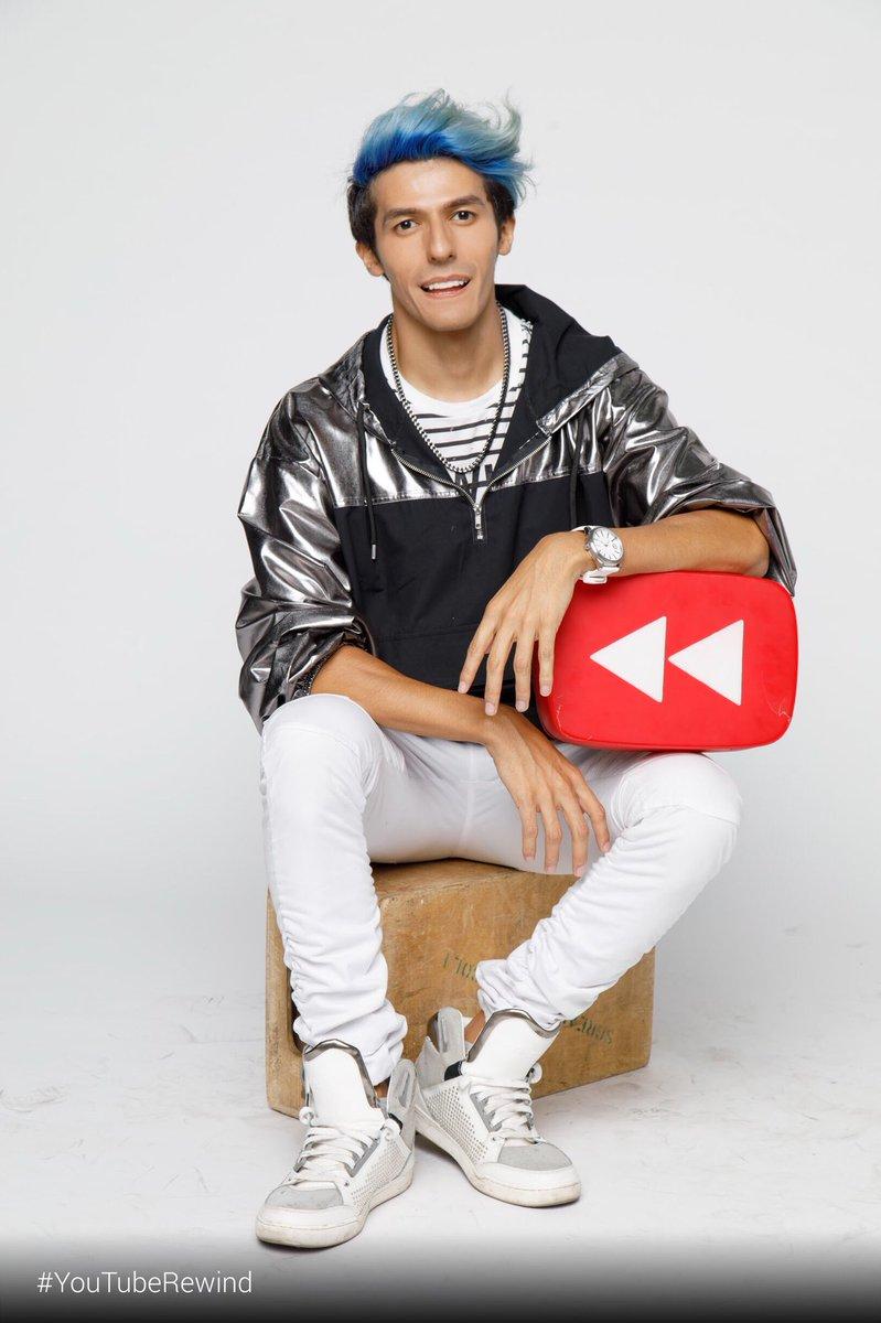 #YouTubeRewind #YouTubeRewind2017 https:...