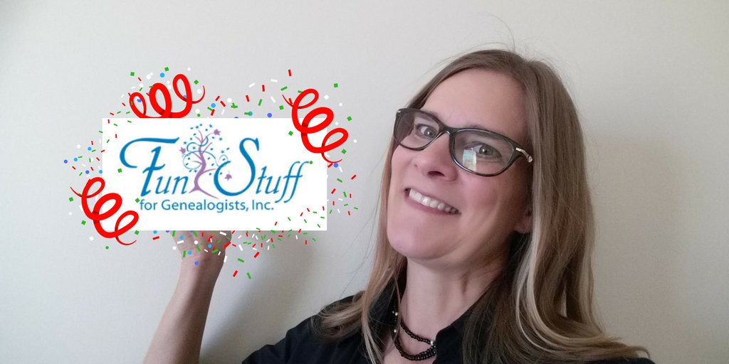 Find out what fun and useful things I will be sharing with you tonight from Fun Stuff for Genealogists, Inc. 6:30 pm EST on  http:// ow.ly/LIch30h3RyI  &nbsp;   #genealogy #familyresearch #fun #useful #researchtools #12DaysofGiveaway #giveaway #free #family #research #Wednesday<br>http://pic.twitter.com/Z8wSRYRv6v