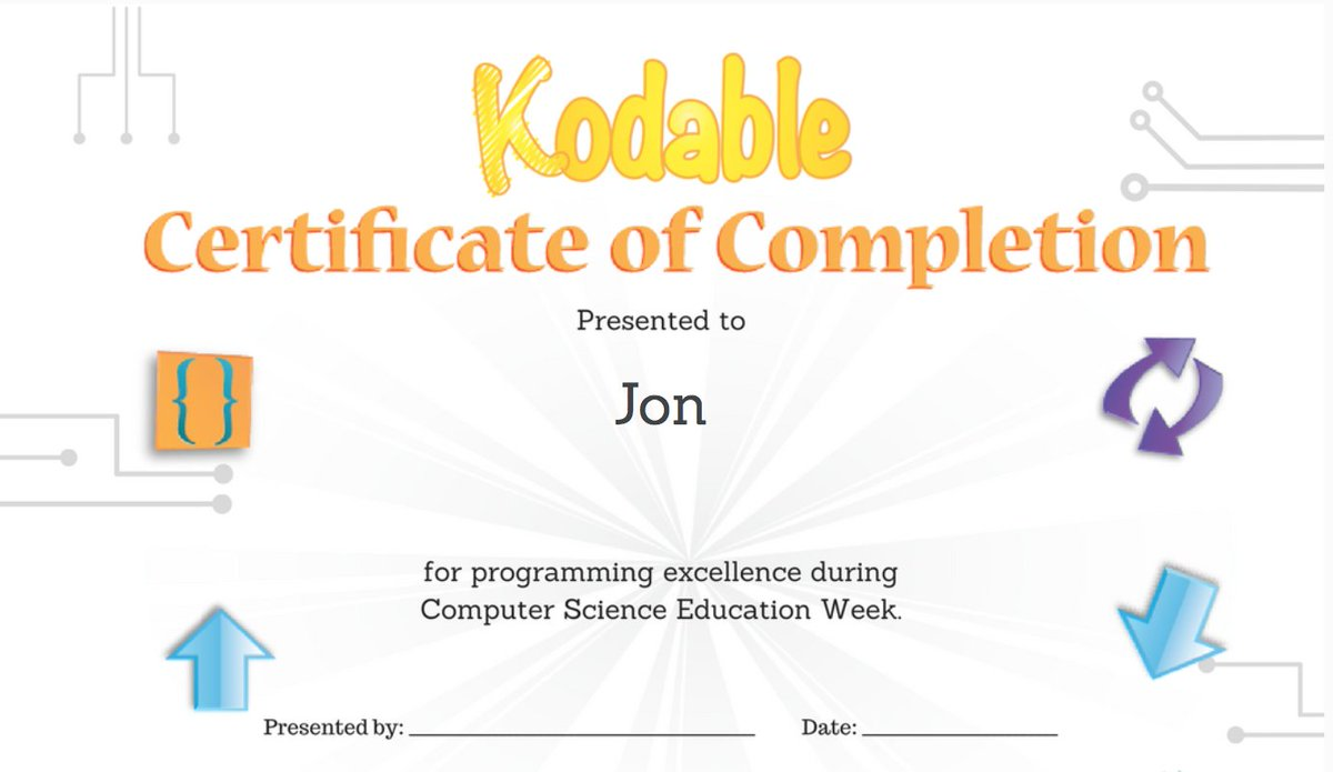 Kodable on Twitter: