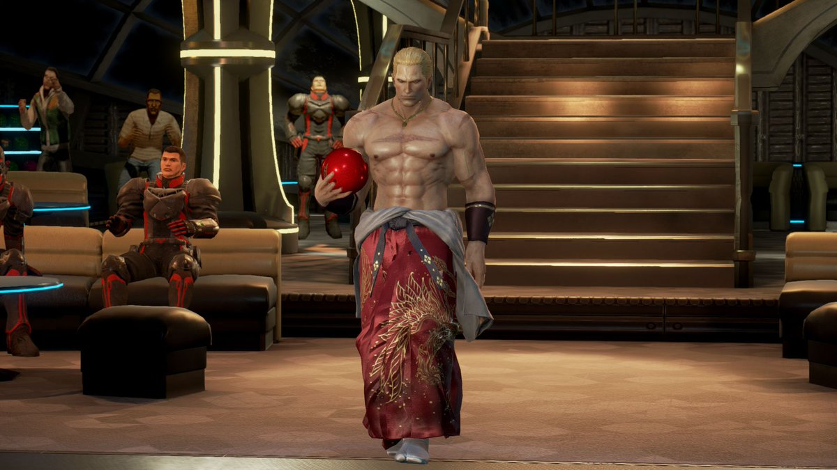 Tekken On Twitter Geese Howard Has Arrived To Tekken 7 Dlc 2 Includes The Howard Estate Stage Geese Howard With New Costumes Plus Access To Play Him In Practice Arcade Treasure Battle