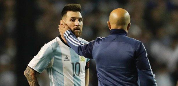 Seleção argentina   Sampaoli afirma que Messi é melhor que Maradona e Pelé https://t.co/ukUdHnPfr0