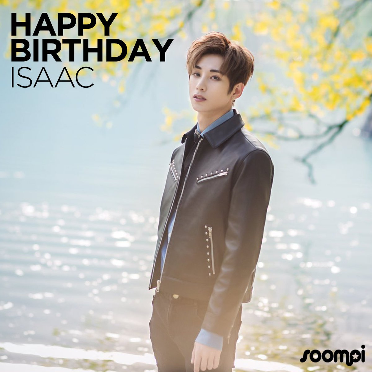 Happy Birthday to #IN2IT's Isaac! #Happy...