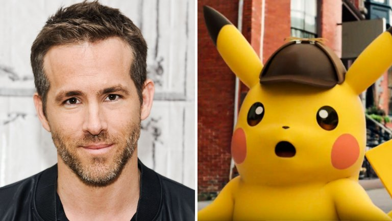 Exclusive: @VancityReynolds to star in Pokemon mov…