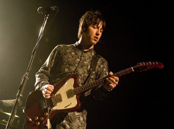 Born (December 7, 1966) Happy birthday Gem Archer. Rhythm guitarist with the rock band