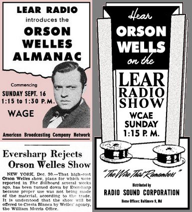 Find out why Indiana University's @IUBloomington ORSON WELLES ON THE AIR website exceeds our wildest expectations!  @IUNewsroom  @IULillyLibrary #OrsonWelles | https://t.co/Xz4rNcnjTZ