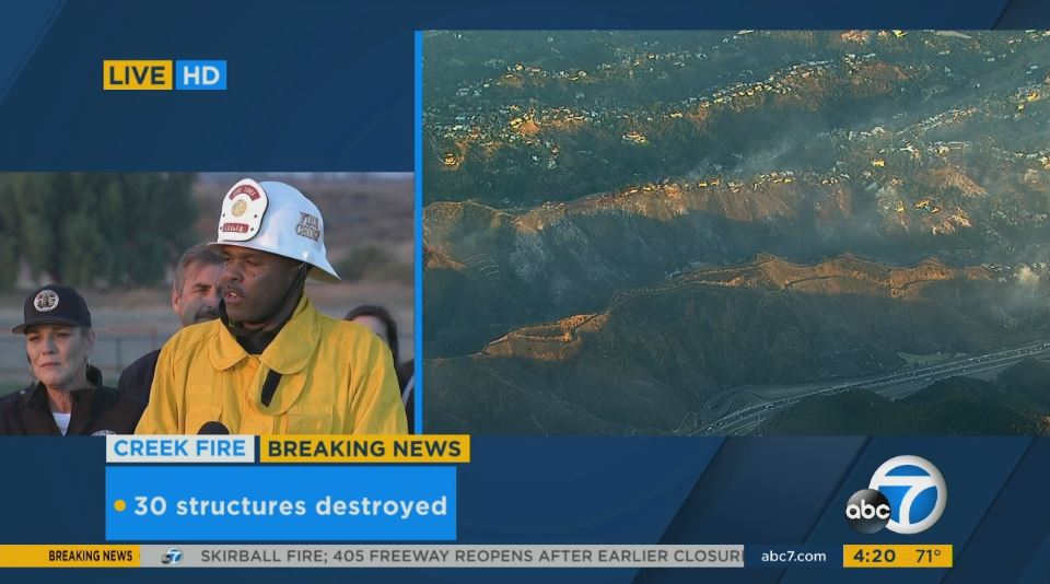 #LIVE: Officials do not have a known cause for the #LAfires at this time https://t.co/u5lTveArpy