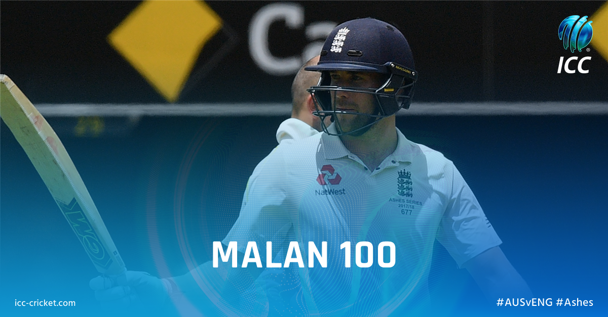 ICC's photo on Malan