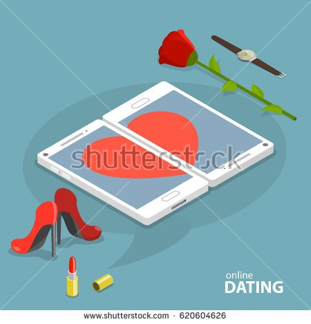 Dating service woman