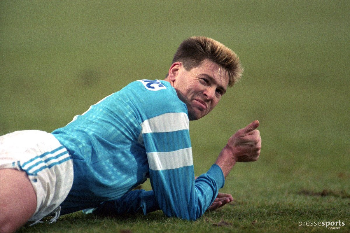 HAPPY BIRTHDAY MAGIC CHRIS WADDLE ! 💙 @chriswaddle93 💙 #legende #ajamaisolympien #teamOM #OM