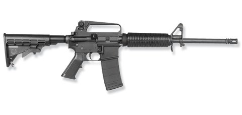 Today is the fifth anniversary of the Sandy Hook Elementary School massacre, when 28 people -- 20 of them CHILDREN -- were killed by a young man with this rifle and America responded with a legislative 'meh'