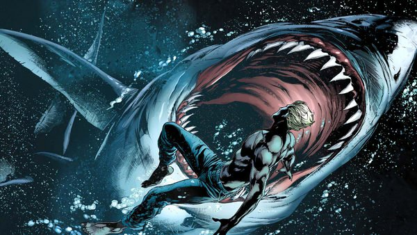 If we ever see this on the Aquaman movie...