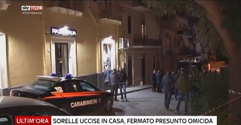#UltimOra #Catania, fermato presunto omicida di sorelle uccise in casa #Canale50 https://t.co/0kxapzvQk0