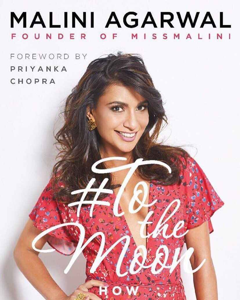 Hiiiiiiiiii @IISuperwomanII! I wrote a book :) can't wait for you to read it! #tothemoon #MMtothemoon How I Blogged My Way To Bollywood (and a chapter on what you taught me about #GirlLove!) @HarperCollinsIN thank YOU @priyankachopra! Pre-order your copy https://t.co/YjB4Ax161D