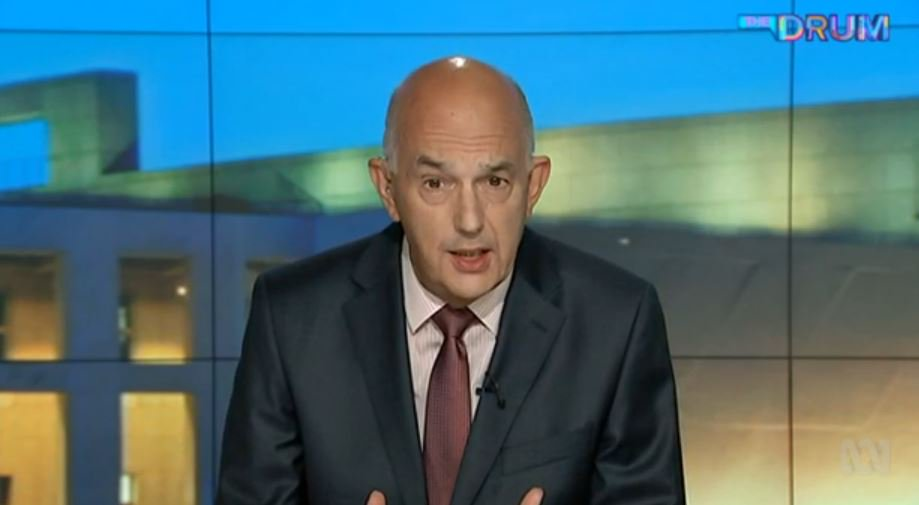 'It's not only a sin, it is criminal, & I think Australians would expect right now the Govt to implement all the recommendations of the '  #CARoyalComm@PaulBongiorno#TheDrum