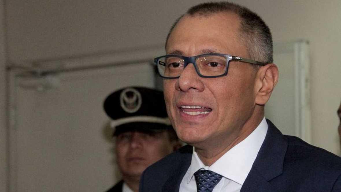 Condenado a 6 años de prisión el vicepresidente ecuatoriano por el caso Odebrecht https://t.co/0hrm1x6bGF