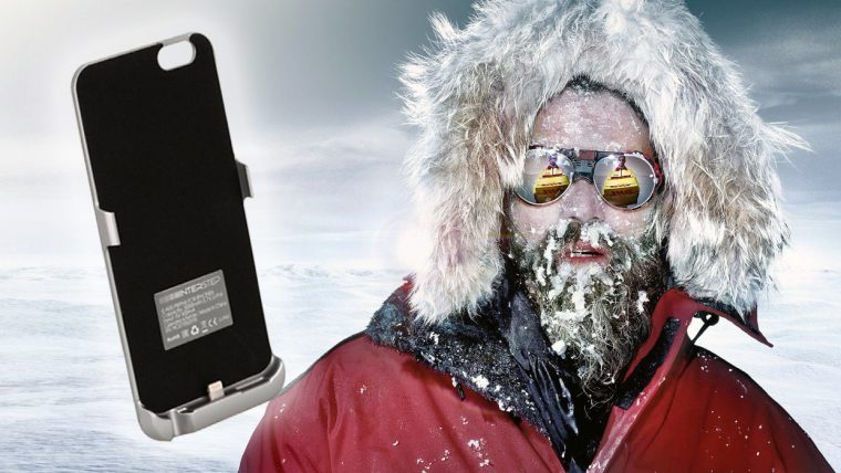 Зимние чехлы для айфона фото от холода