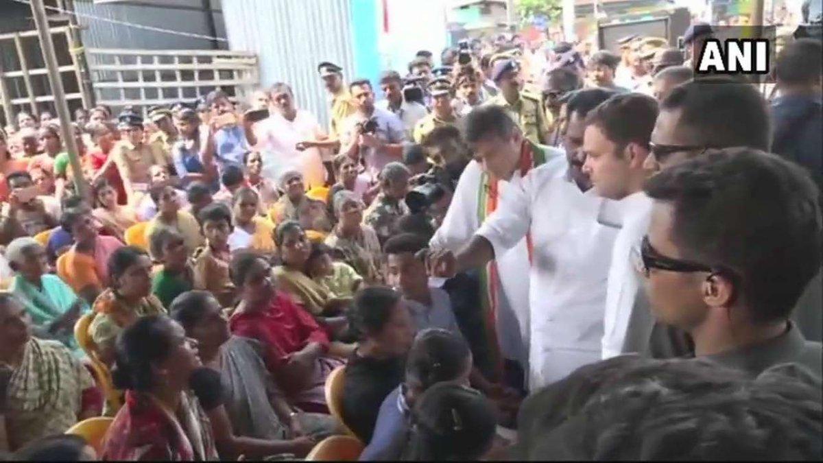 Cyclone Ockhi: Time for separate ministry for fishermen, says Rahul Gandhi in Kerala https://t.co/7nKH1geqxm